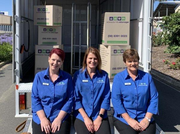Adelaide Hills Storage - Staff