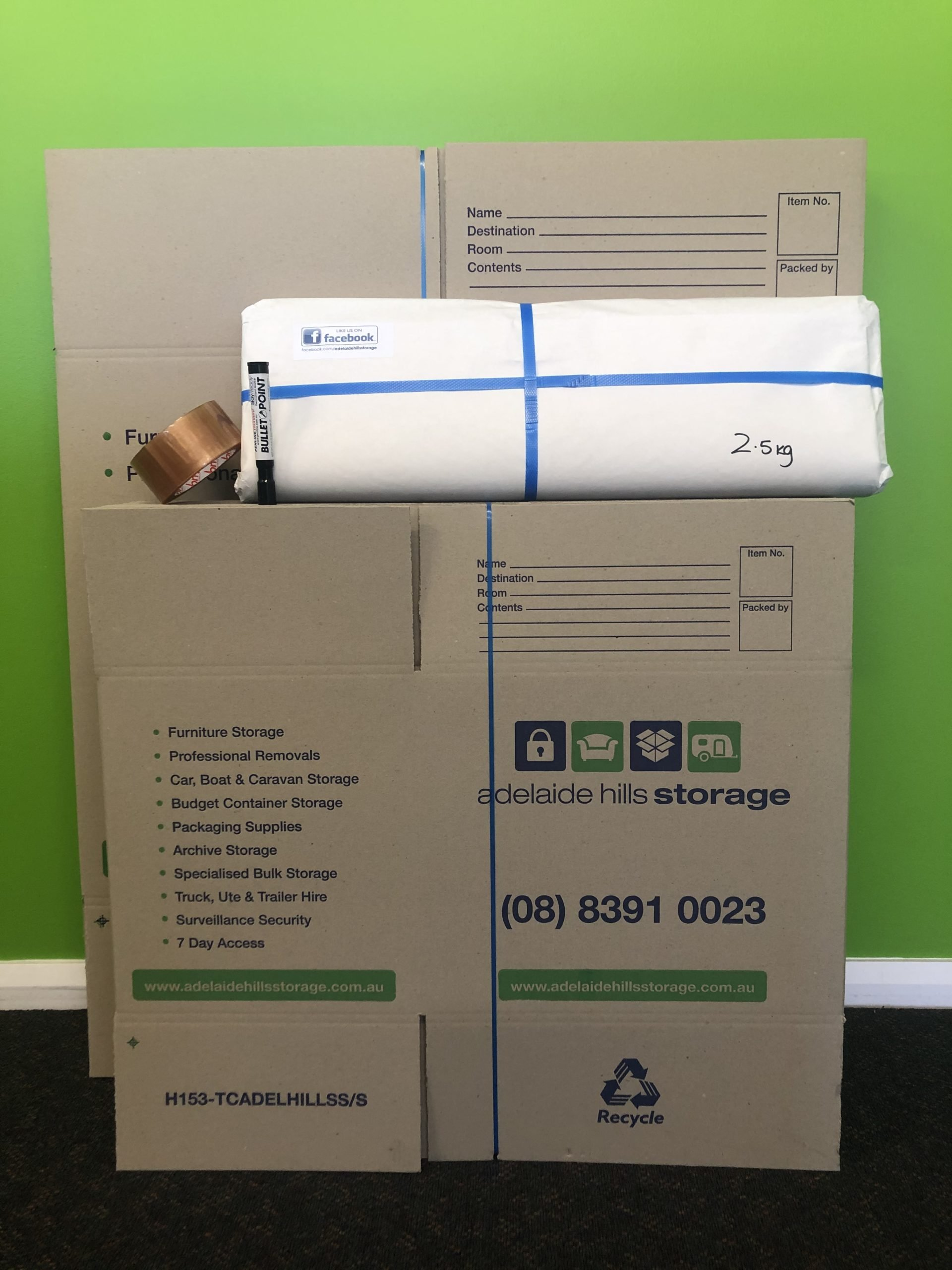 Box Cartons for Sale in Adelaide